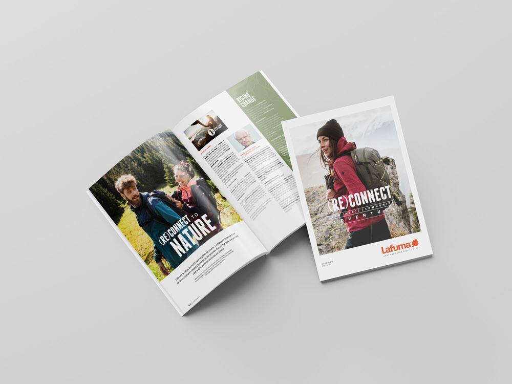catalogue produit lafuma overview